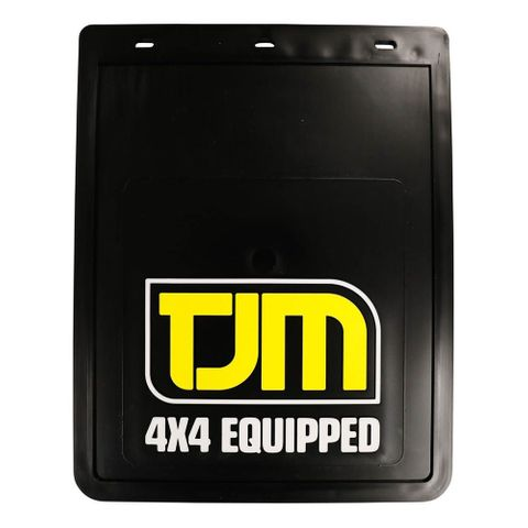 TJM 4X4 Mud Flap (pair)