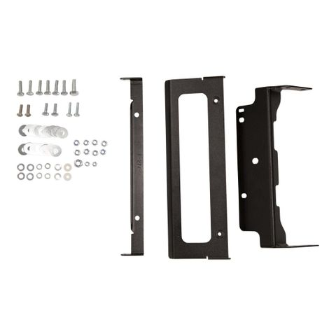 TJM Chaser Radar Mount & Number Plate Kit Ranger