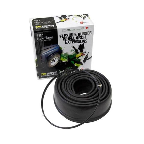 TJM 65mm Flex Flare Rubber 3m (suit 2 wheels)