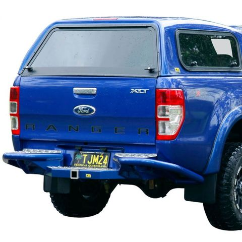 TJM RB6 Rear Protection Step Towbar Ranger / BT50