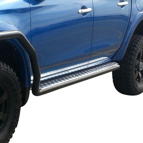 TJM Modular Side Protection Steps Triton MQ MR