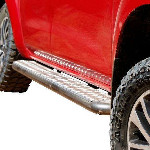 TJM Modular Side Protection Steps Navara NP300 2015+