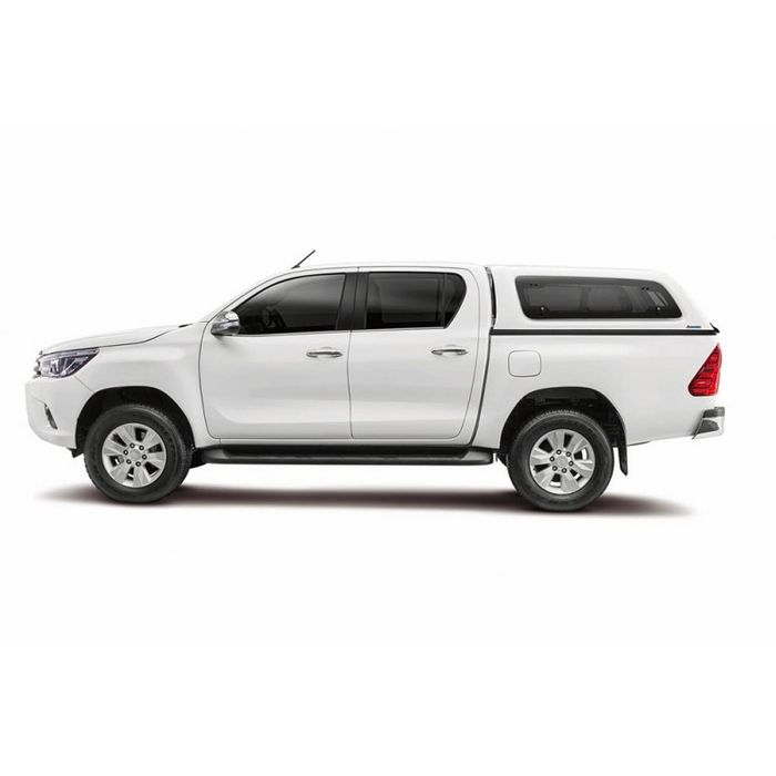 Aeroklas Stylish Canopy for Toyota Hilux