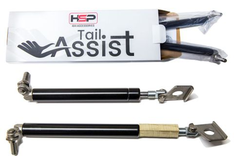 HSP Tail Assist VW Amarok - non torsion bar tailgate models