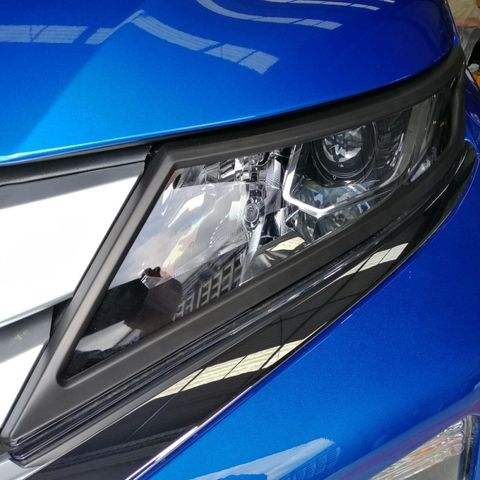 2019+ Triton Head Light Trims
