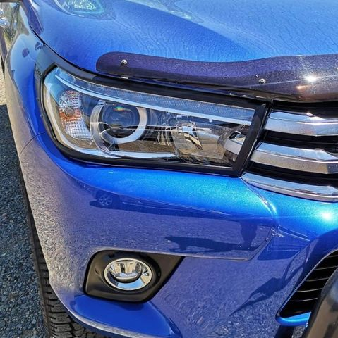 Hilux 2015+ Revo Head Light Trim Set