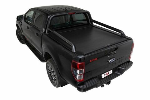 HSP Electric Roll Top Lid- Ranger With Sports Bar Kit
