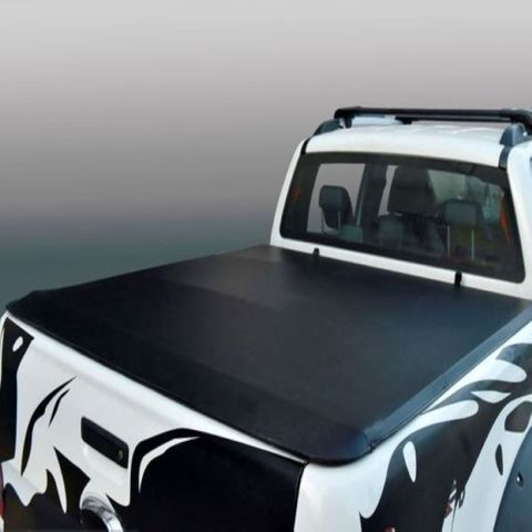 2016+ Hilux A-Deck Soft Roll Up Tonneau
