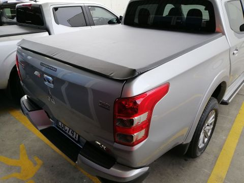 2015+ Triton Soft Roll Up Tonneau