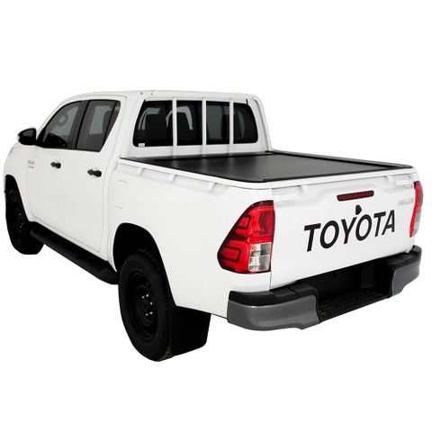 HSP Electric Roll Top Lid - Hilux SR-J Deck