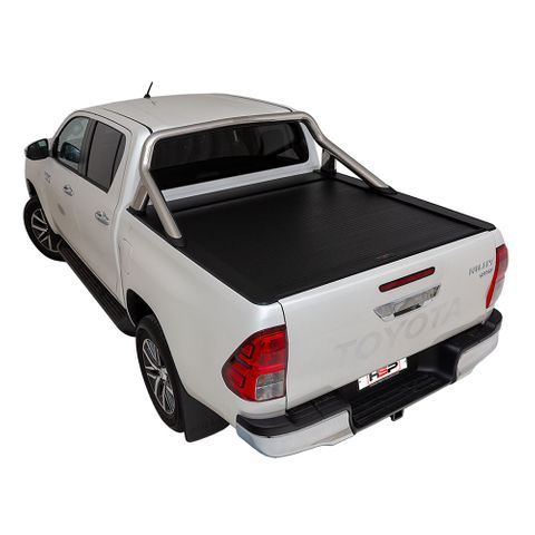 HSP Electric Roll Top Lid - Hilux SR5 2015+ w/Sports Bar Kit