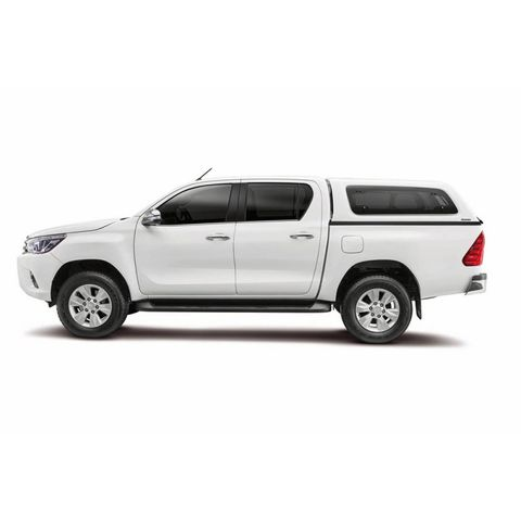 Aeroklas Stylish Canopy for Toyota Hilux