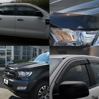 Ranger 2015+ Bonnet Guard & Weather Shield Package