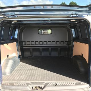 Ford Transit 2020 LWB Double Cab Cargo Mat