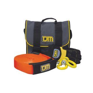 TJM Recovery 11T Snatch Strap Kit
