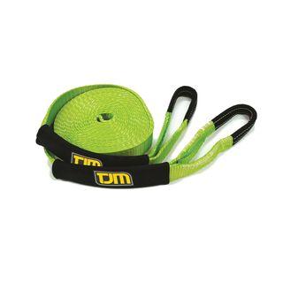 TJM Green Snatch Strap 6000kg