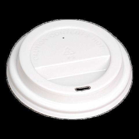 Q Coffee Cup Lids White 8/12/16oz 500pcs