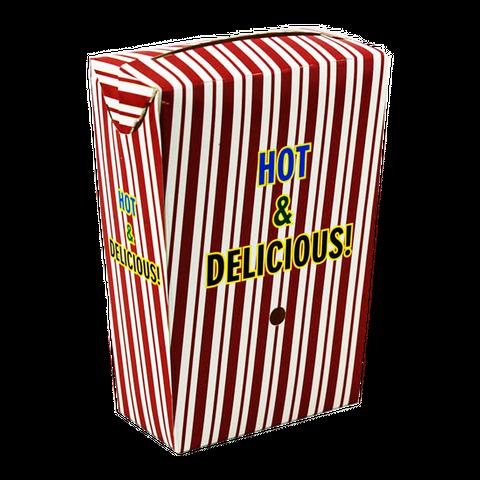 Q Large Chips Box T/Fold 500pcs/ctn