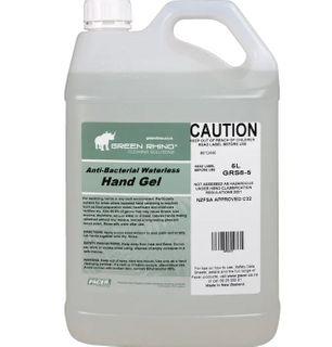 GR 70% Alcohol Hand Sanitizer Gel 5L