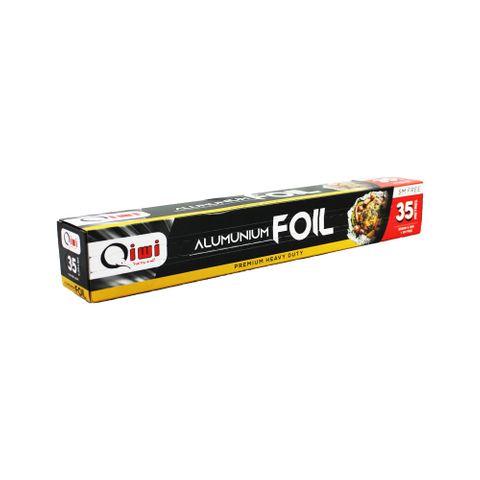 Q Alu Foil 30cmx35m 24rolls/ctn
