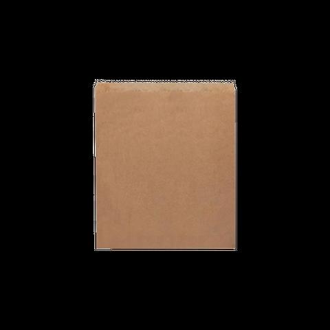 Q Brown Paper Bag #3 -1000pcs/pkt