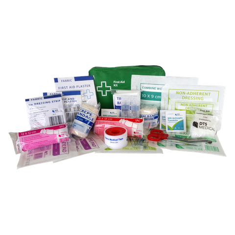 First Aid Kit 1-5 Person Soft Bag