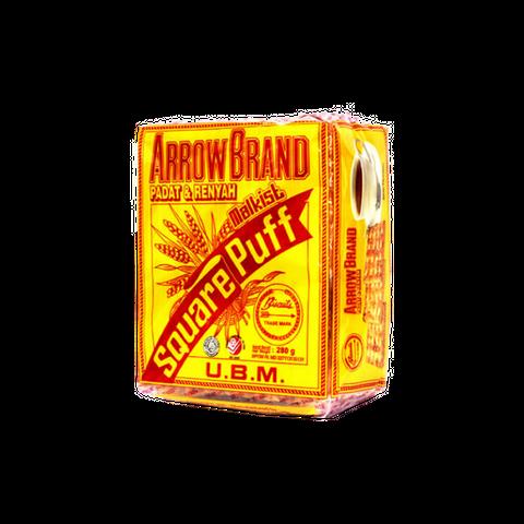 Arrow Brand Sqaure Puffs 280g 24pk/ctn