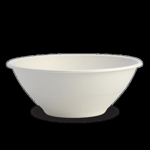BP 1180ml S/Cane Bowl White 400pcs/ctn