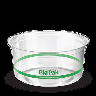 BP PLA 360ml Round Deli Cont 500pcs/ctn