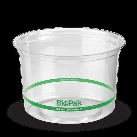 BP PLA 500ml Round Deli Cont 500pcs/ctn