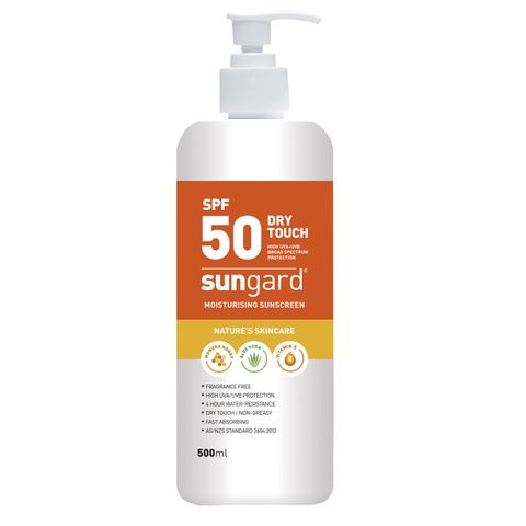 Esko Sunguard Sunscreen 500ml 6btl/ctn