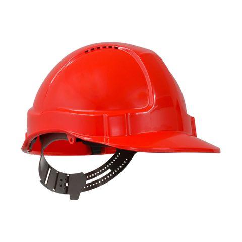 TN Hard Hat Short Peak Pin Lock Neon O