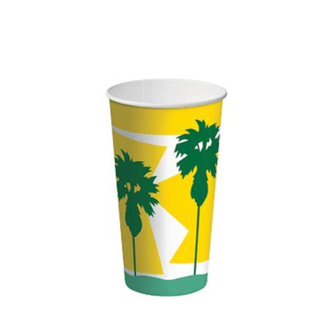 CA 16oz Paper Cup Printed 1000pcs/ctn