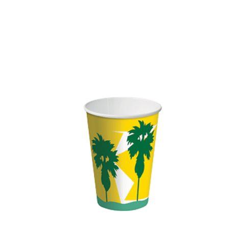 CA 8oz Paper Cup Printed 1000pcs/ctn