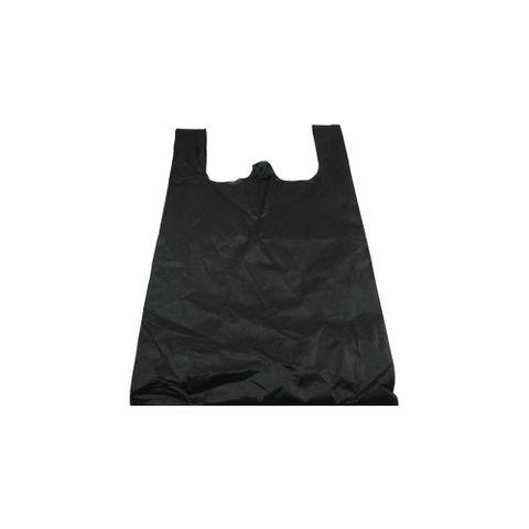 Q Small Black N/Woven Bag 500pcs/ctn