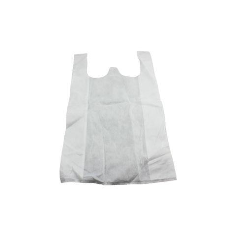 Q Small White N/Woven Bag 500pcs/ctn