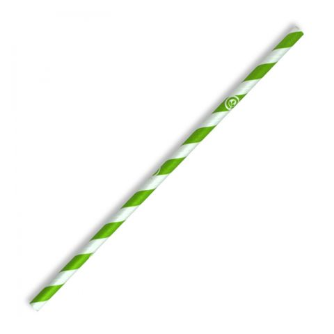 BP Paper/S Reg. Green Stripes 250pcs/pkt