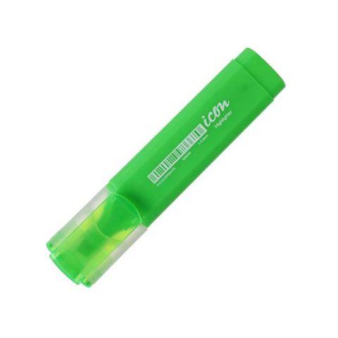 I Highlighter Green Chisel Tip 6pk