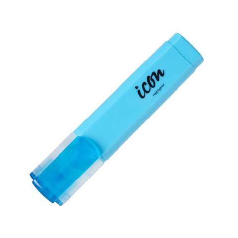 I Highlighter Blue Chisel Tip 6pk