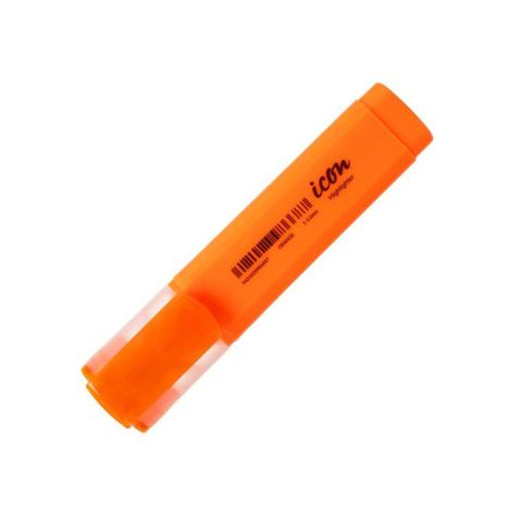 I Highlighter Orange Chisel Tip 6pk