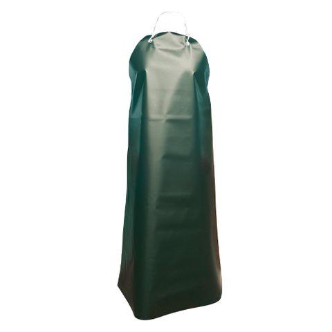 PVC Apron Green Heavy Duty