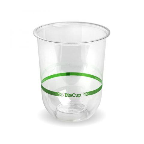 BP 250ml Clear Bio Tumbler 1000pcs/ctn