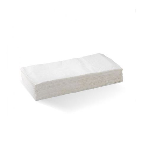 BP 2ply Napkin White 1/8-F 1000pcs/ctn