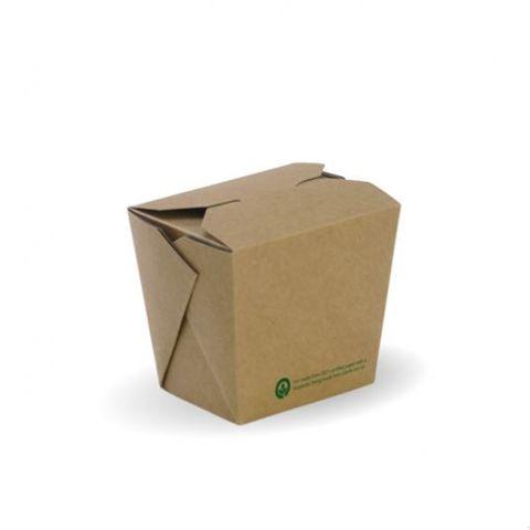 BP 16oz Noodle Box Kraft 500pcs/ctn