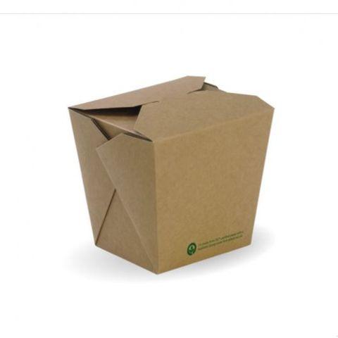 BP 26oz Noodle Box Kraft 500pcs/ctn