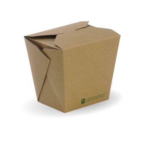 BP 32oz Noodle Box Kraft 500pcs/ctn