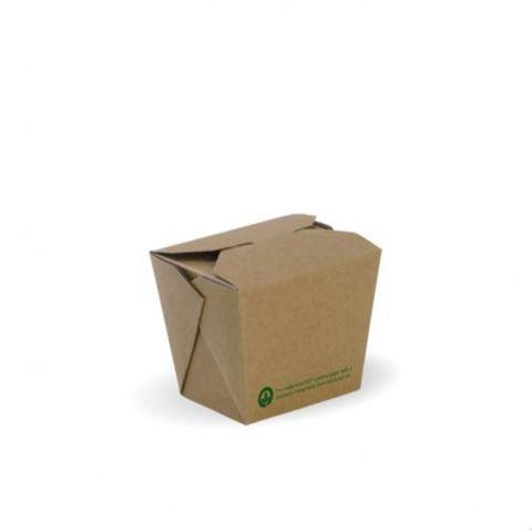 BP 8oz Noodle Box Kraft 1000pcs/ctn