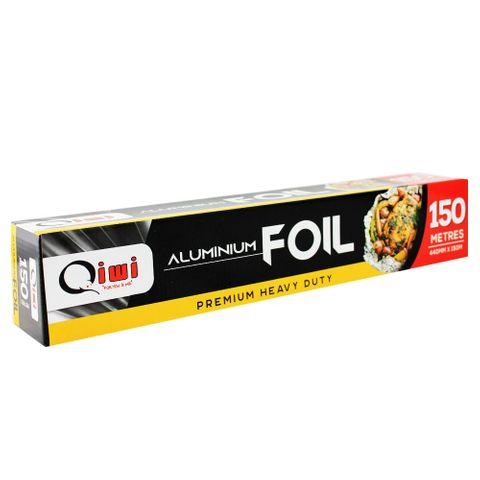 Q Alu Foil 44cmx150m 6rolls/ctn
