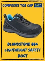 Blundstone 884 Composite Toe Cap Safety Boot
