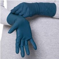 GLOVES MED-X DISPOSABLE HIGH RISK POWDER FREE 50/BOX